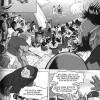 Page 3 du chapitre L'apprentissage d'une guerrière, tiré de Warcraft Legends tome 4