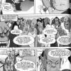 Page 4 du chapitre L'apprentissage d'une guerrière, tiré de Warcraft Legends tome 4