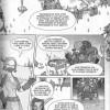 Page 1 du chapitre le sang coule plus épais, tiré de Warcraft Legends tome 4