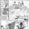 Page 3 du chapitre le sang coule plus épais, tiré de Warcraft Legends tome 4
