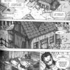 Page 1 du chapitre le pirate de la voile sanglante, tiré de Warcraft Legends tome 4