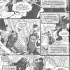 Page 4 du chapitre Cauchemars, tiré du manga Warcraft Legends