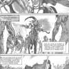 Page 3 du chapitre Le feu purificateur, tiré du manga Warcraft Legends
