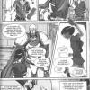 Page 5 du chapitre Le feu purificateur, tiré du manga Warcraft Legends