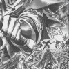 Lor'Themar défendant Quel'Thalas dans le manga Warcraft le Puits solaire, tome 3 : les terres fantômes