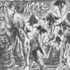 Attaque de morts-vivants dans le manga Warcraft le Puits solaire, tome 3 : les terres fantômes