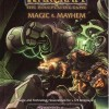 Couverture de l'extension Magic & Mayhem du jeu de rôle Warcraft