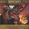 Couverture du manuel des monstres du jeu de rôle Warcraft