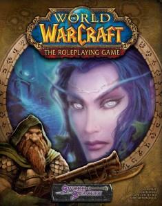 Couverture du livre du jeu de rôle Warcraft