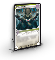 Carte Wakfu TCG Remington