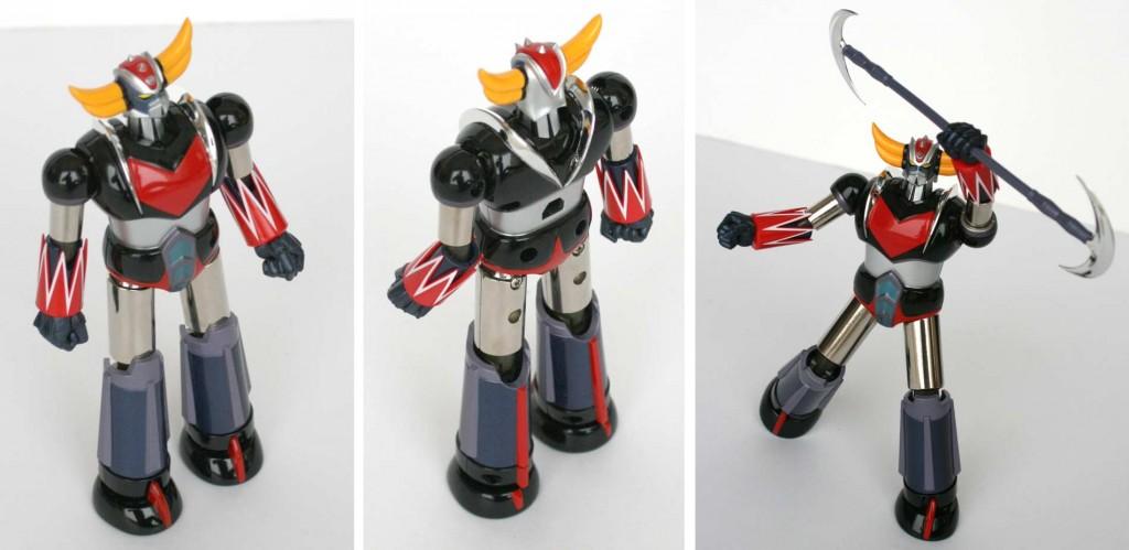 Goldorak Soul of Chogokin GX-04S (Bandai die-cast)