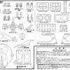 Page 6 et 7 de la notice de Goldorak Soul of Chogokin GX-04S