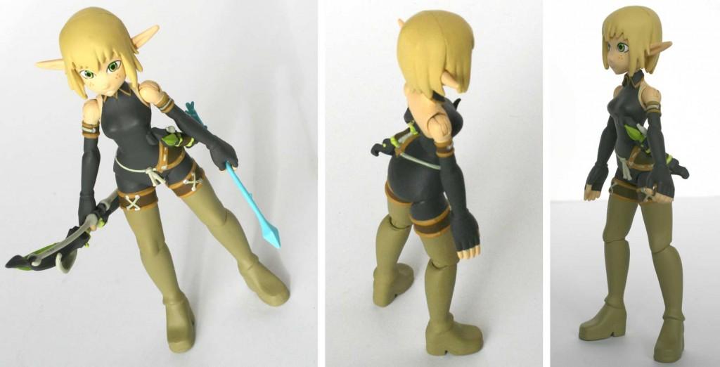 Figurine Wakfu DX N°03 : Evangelyne