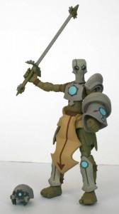Figurine Wakfu DX N°06 : Nox