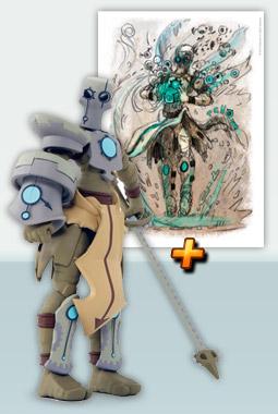Une série limitée de 500 exemplaires était vendu directement sur le shop online d'Ankama avec une illustration exclusive réalisée et dédicassée par Tcho