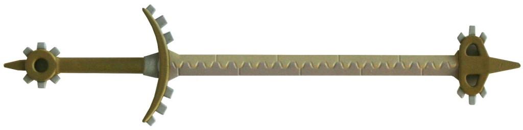 Epée de Nox : Figurine DX de Nox (Wakfu)