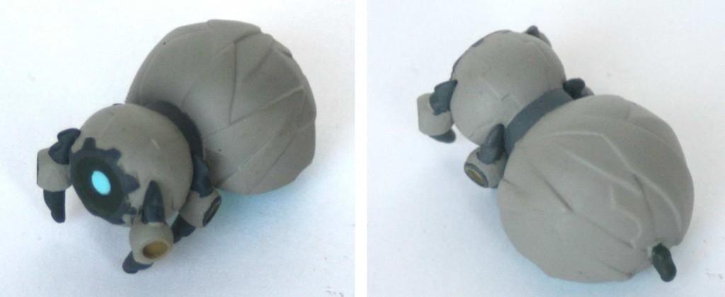 Figurine Wakfu DX N°06 : Noxine