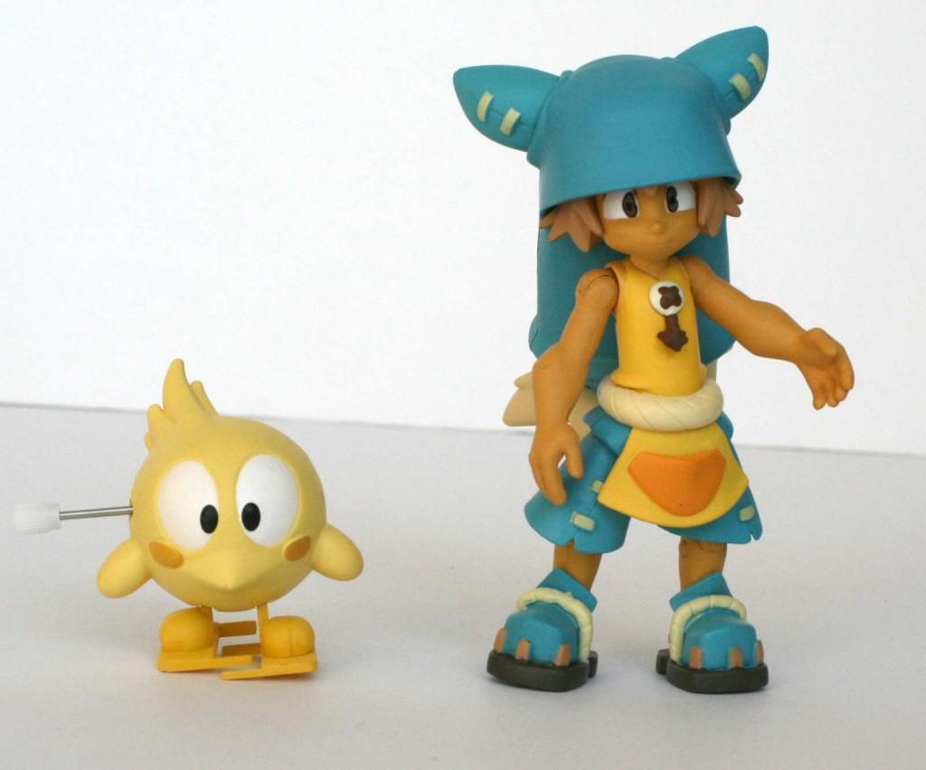 Collection Wakfu DX : figurine de Yugo et Az