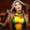 Header Otakia sur la figurine Rogue (X Men, Marvel) de Sideshow Collectibles
