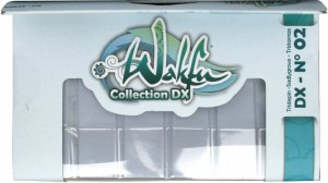 Dessus du packaging de la figurine Wakfu DX N°02 : Tristepin
