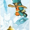 Collection Wakfu DX : côté droit du packaging de la figurine de Yugo et Az