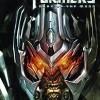 Couverture du comics Transformers