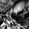 Manga Warcraft Puits Solaire Tome 2 : le groupe voyage sur le dos du dragon Tyri