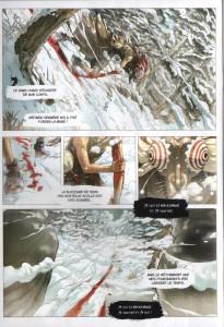 page 2 du Comics n°1 de Maskemane (Wakfu - Dofus)