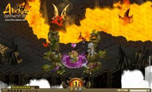 Arena : Autel fusion (Dofus - Wakfu)
