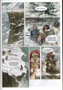 Page 3 du Comics n°1 de Maskemane (Wakfu - Dofus)
