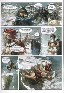 Page 4 du Comics n°1 de Maskemane (Wakfu - Dofus)