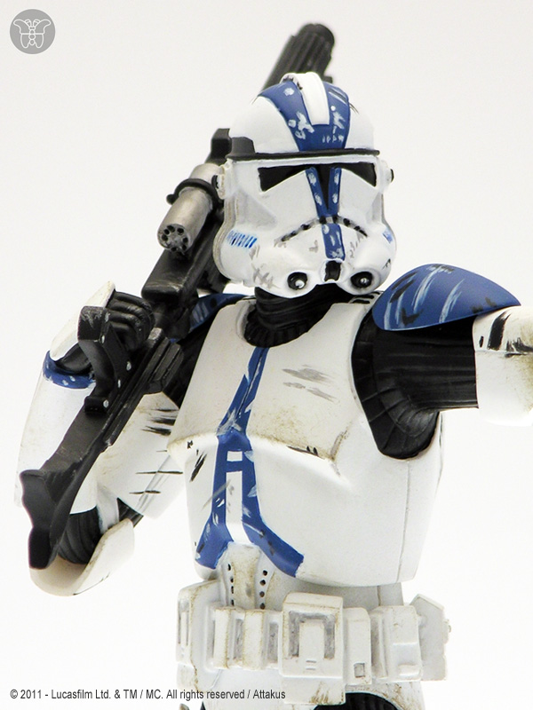 501st Legion - Clone Trooper