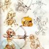 Page 7 de l'Art book de Dofus 2.0