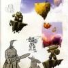 Page 127 de l'Art book de Dofus 2.0