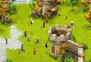 Astrub est entourée de fortifications