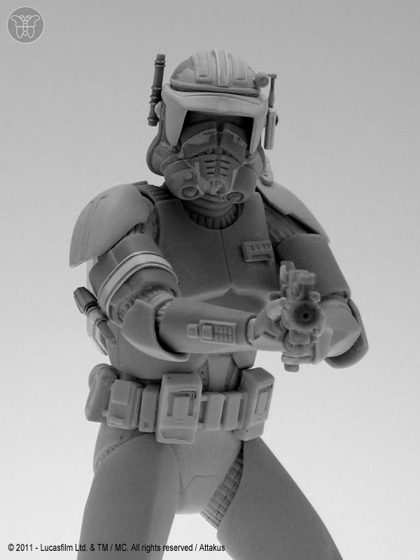 Commander Cody (Firing like Hell)