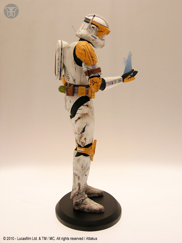 Commander Cody (Order 66) - Attakus
