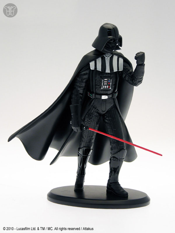 Darth Vader - Star Wars - figurine Attakus
