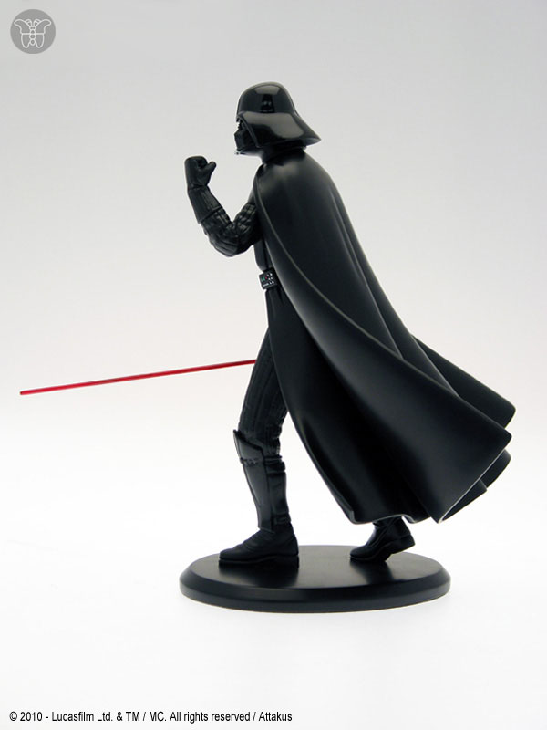 Darth Vader - Strar Wars - figurine Attakus