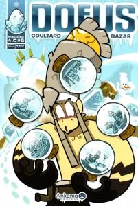 Dofus HS 2 - Goultard Bazar (couverture)