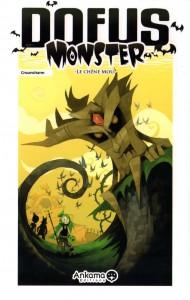 Dofus Monster Tome 1 : Le Chêne Mou (couverture)
