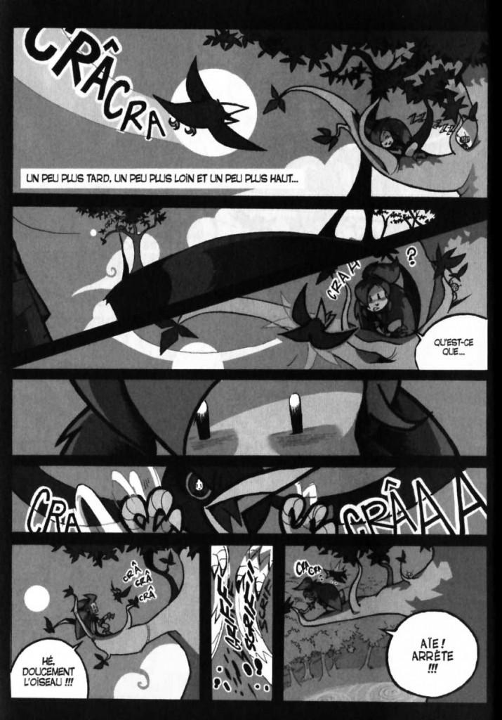 Page 7 du Tome 1 de Dofus Monster : Le Chêne Mou