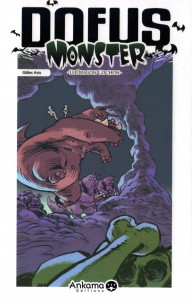 Dofus Monster Tome 2 - Le Dragon Cochon (Couverture)