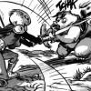 Les cochons se font souvent tuer par des aventuriers et des chasseurs