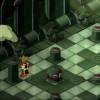 La première salle du Donjon du Dragon Cochon avec des gaz magiques qui transforment en mini cochon (Dofus)
