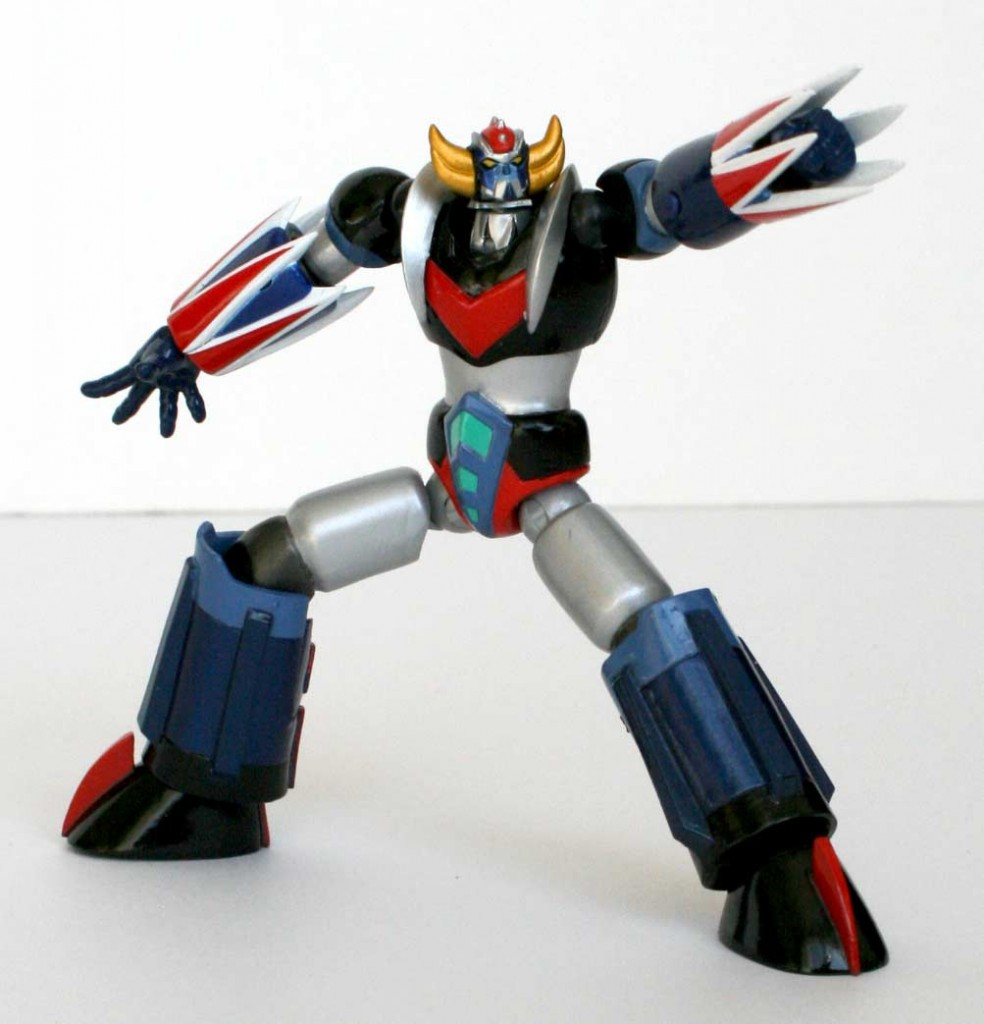 Revoltech 085 - Goldorak (Grendizer)