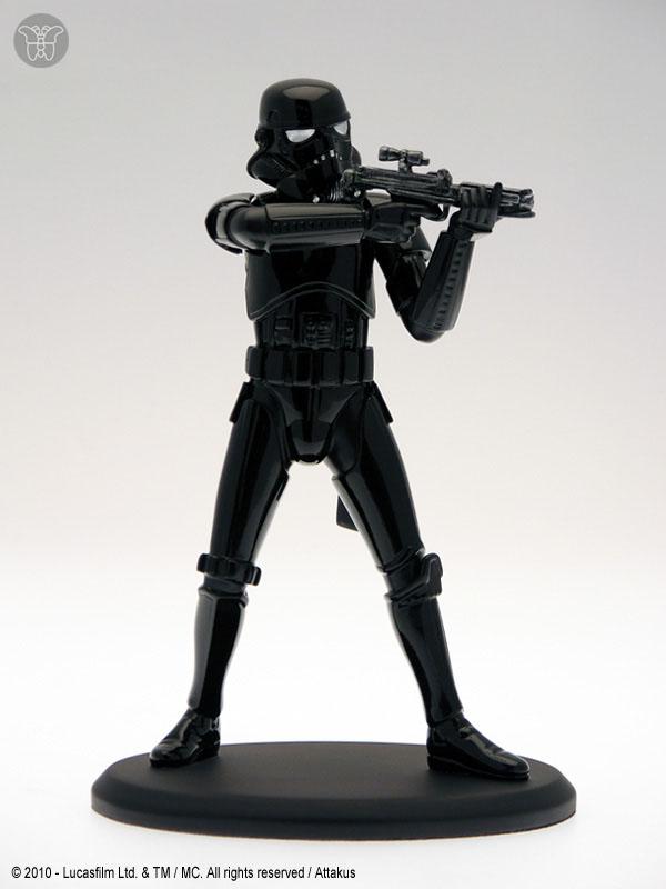 Shadow Trooper - Strar Wars - figurine Attakus