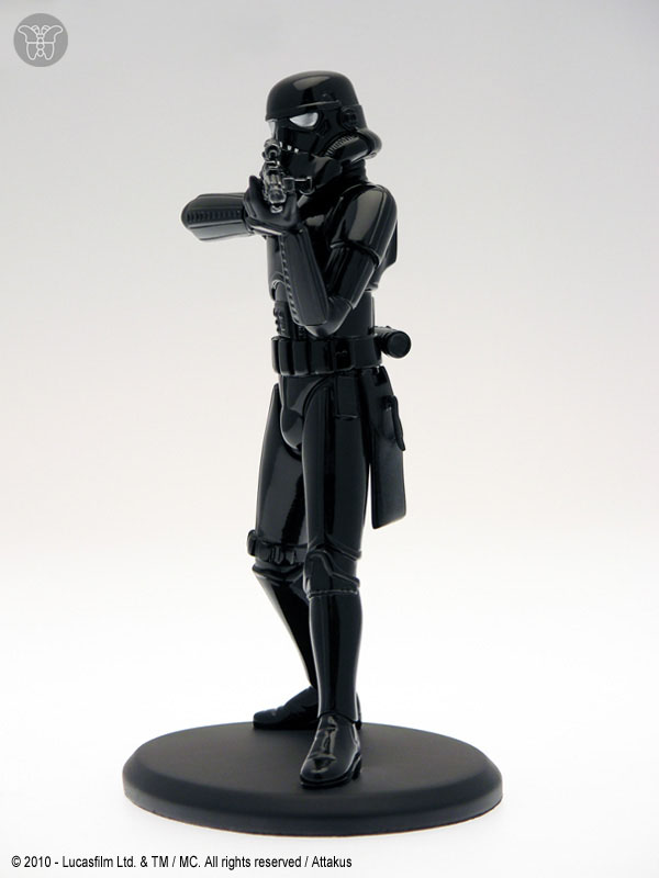 Shadow Trooper - Star Wars - figurine Attakus
