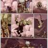 Page 7 du tome 2 de Wakfu Les Larmes de sang - Naïma