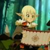 Evangelyne a pris la carte magique de Yugo pour arriver à trouver l'emplacement de Rubilaxia